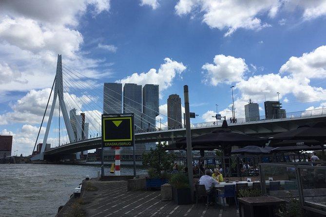 Private city tour in Rotterdam