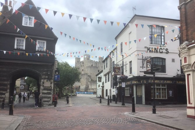 Charles Dickens Rochester and Kent Day Tour