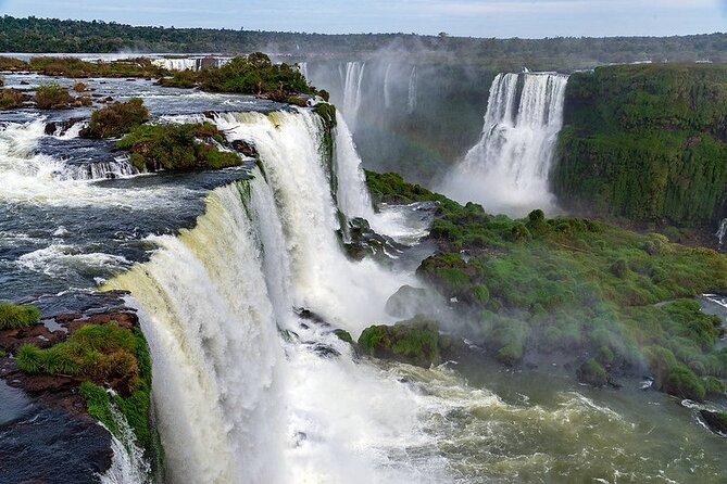 Iguazu Falls Full Day Tour Argentine Side