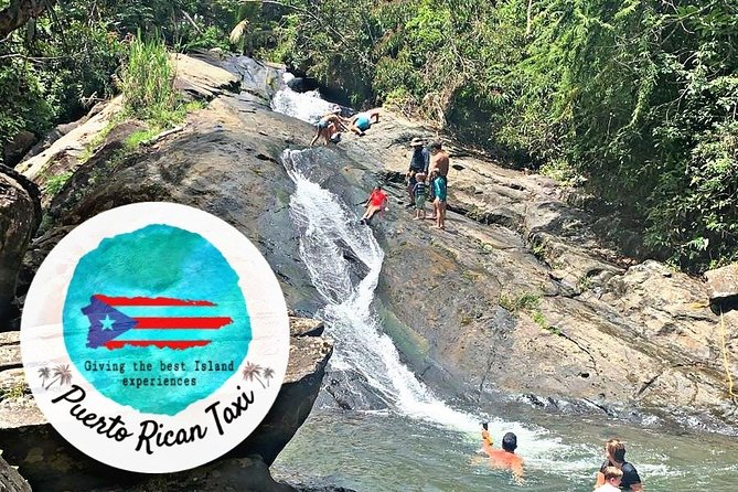 """The Pailas River Near By """"El Yunque"""" (Rain Forest) Private Driver"""