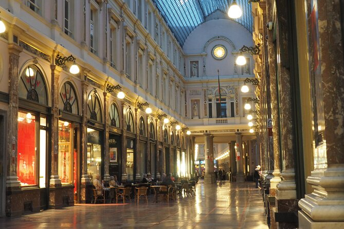 Private Half Day Tour of Brussels