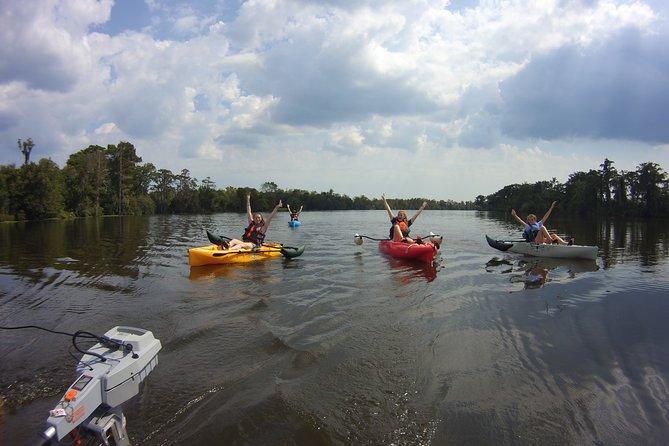 "OMG Water Adventures Kayak ""Party Paddles"""
