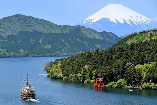 Hakone Half-Day Private Tour with Nationally-Licensed Guide