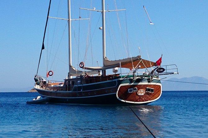 8-Day Private Cruise around Turkey Coast Bodrum and Gokova