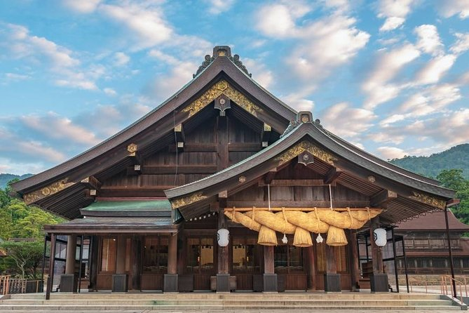 Matsue/Izumo Taisha Shrine Full-Day Private Trip with Nationally-Licensed Guide