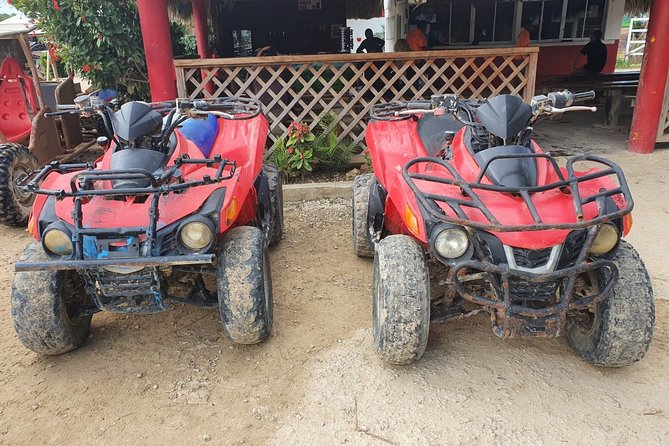 ATV 4 Wheels Tours Punta Cana for all Family..