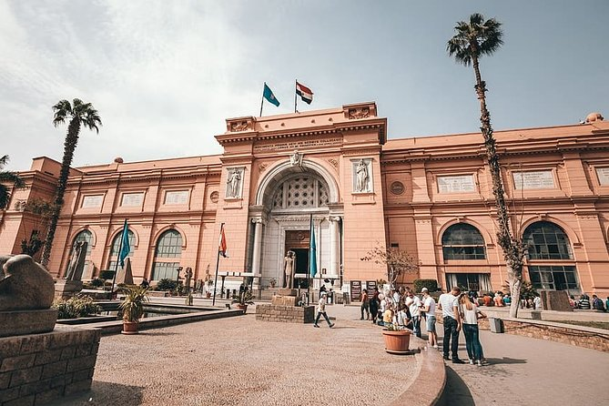 Full-Day Private Tour in Cairo with Lunch