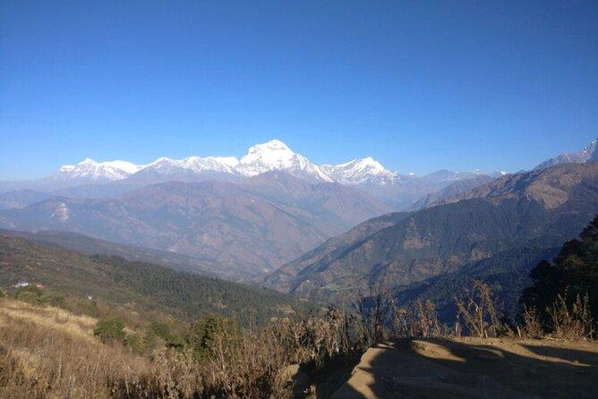 Ghale Gaun Typical Gurung Village Homestay Tour