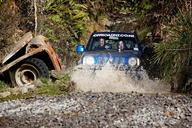 4WD Bush Safari at Off Road NZ