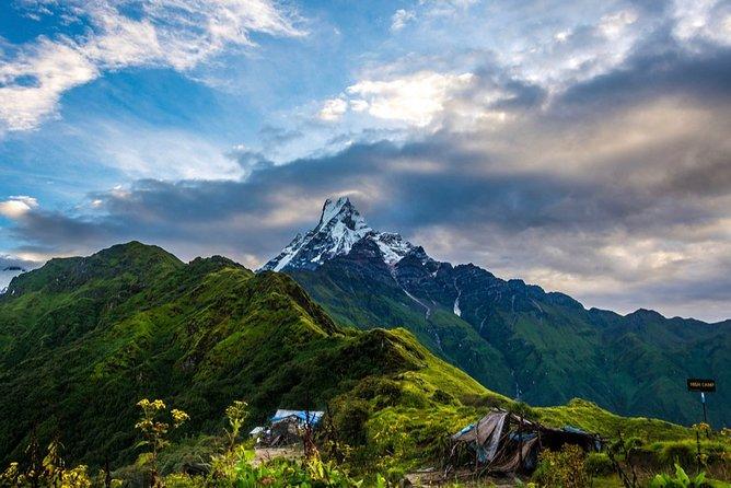 Mardi Himal Trek (4500 meters)