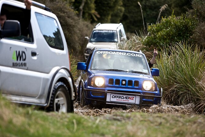 Drivers Obsession at Off Road NZ