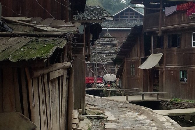 1-Day Chengyang local villages tour with the Gaoyou village from Sanjiang hotel