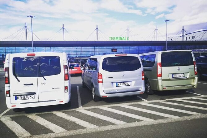 Katowice Airport Private Transfer Roundtrip Best Service