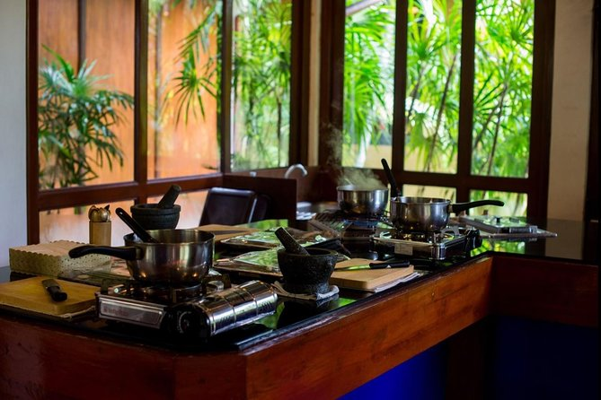 Blue Elephant Thai Cooking Class with Additional Dessert in Phuket