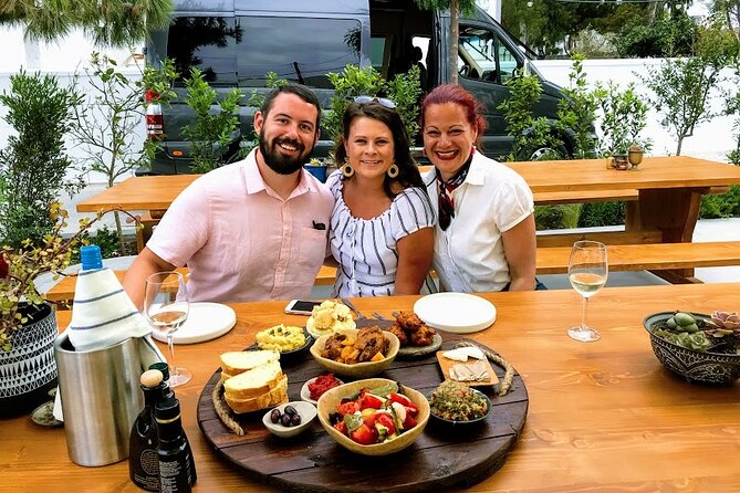 Discover Santorini Food with Wine Tasting: Experience Like a Local