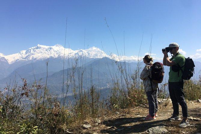 Nepali Village & Mountain Hiking From Pokhara