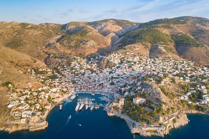 3 Private Days: Hydra Island, Arcadia Villages plus Mycenae, Nafplio & Epidaurus