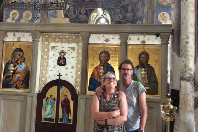 Monasteries and Cave Day Tour