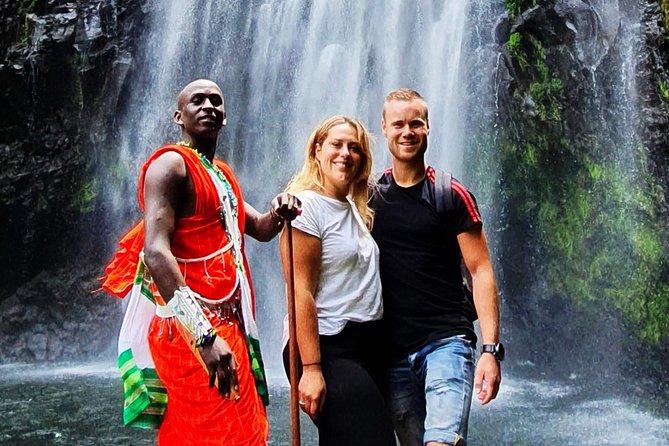 Private Full-Day Trip to Materuni Waterfalls