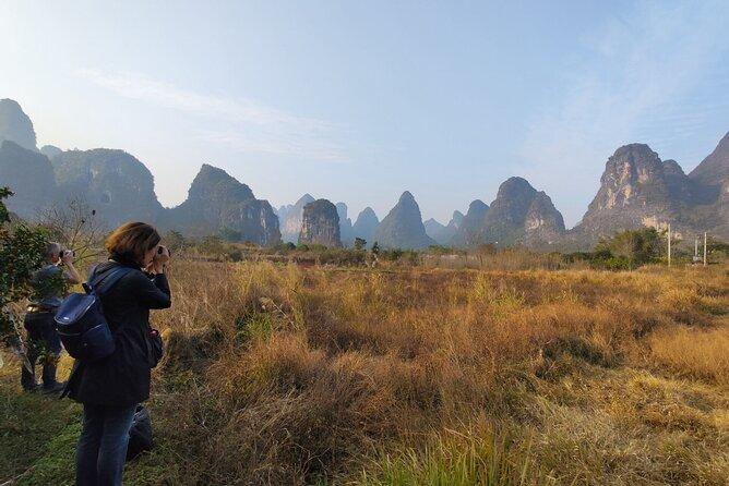 2-Day Private tour from Sanjiang to Guilin