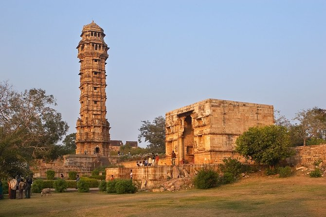 Private Sightseeing Tour to Chittorgarh Fort from Udaipur
