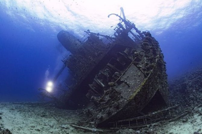 The Shipwreck & Marine Museum in Hurghada;Solo;Group;Family