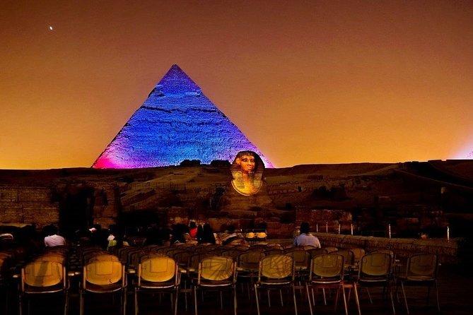 Sound&light show,Giza pyramids-Friends-families,couples,solo