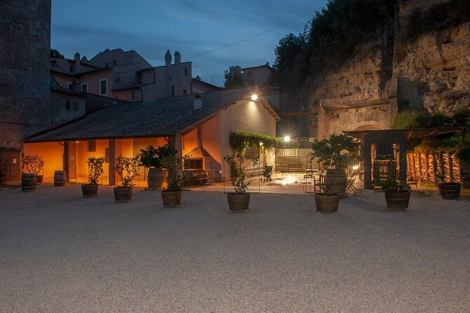 Castle Cellar CookingClass and WineTasting Experience in the Rome Countryside