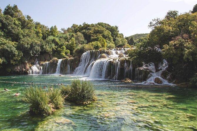 Full-Day Tour to the Krka National Park from Split