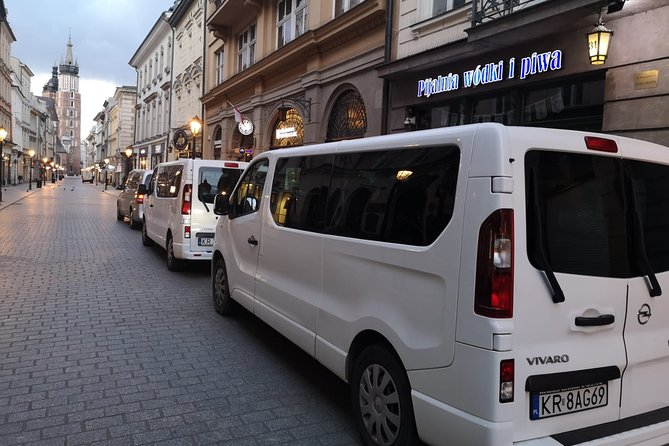 Wroclaw or Wroclaw Airport Private Transfer