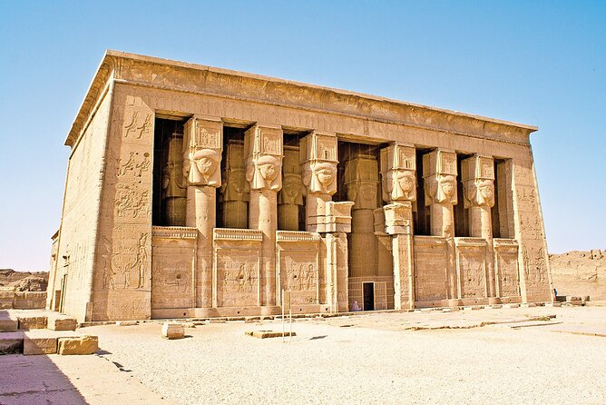 Luxor : Private Guided Tour to Abydos and Dandara temples