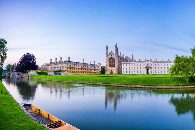Cambridge private walking tour