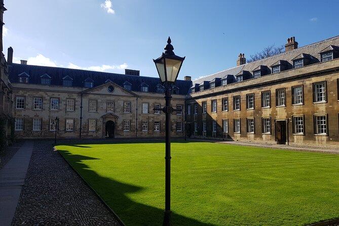 Private Tour of Cambridge