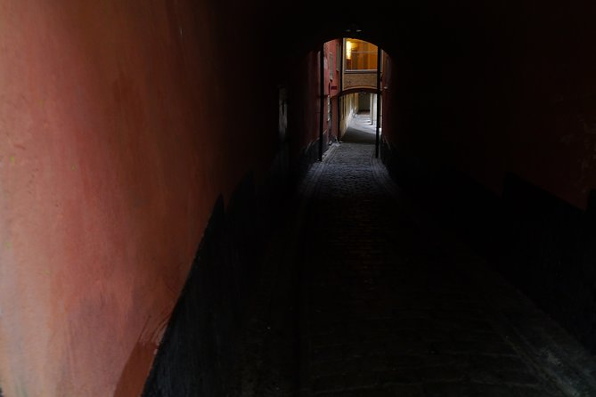 Swedish Horror History and Dark Folklore - Stockholm Ghost Walk Small-Group Tour