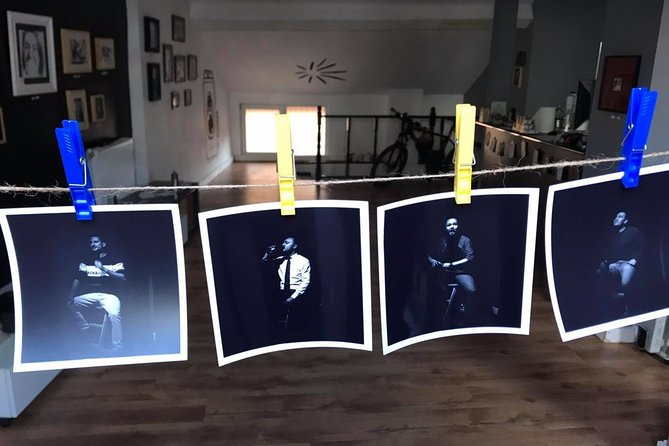 Private Analog Photography Developing and Enlarging Workshop