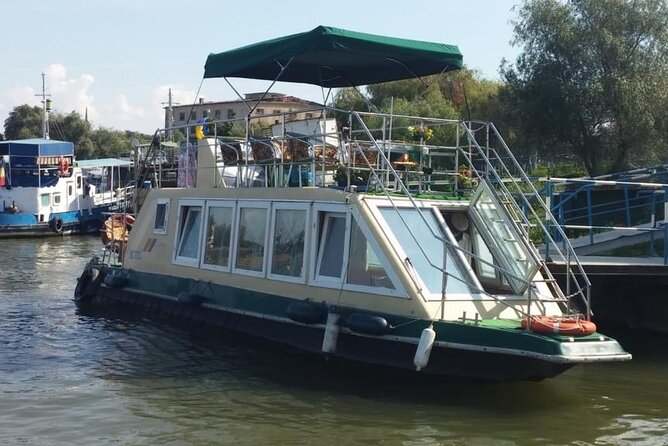 Explore the Danube Delta with an experienced local guide - Private tour.