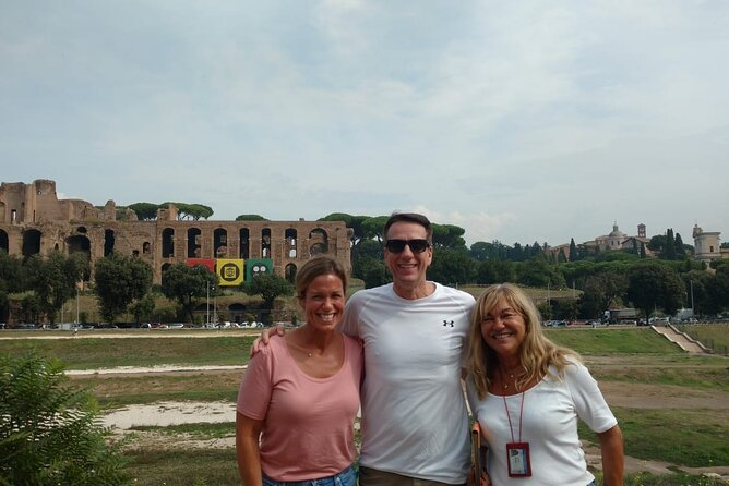 Rome Luxury Fullday with Professional Tour Guide and Driver