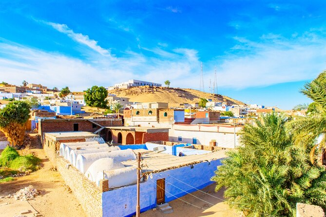 Aswan: Private Guided Tour to Philae Temple and Nubian Village By Motorboat