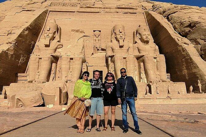 Luxor: 2-Day Private Trip to Edfu, Kom Ombo ,Aswan and Abu Simbel