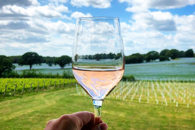 Wine Tours of Kent Private group booking