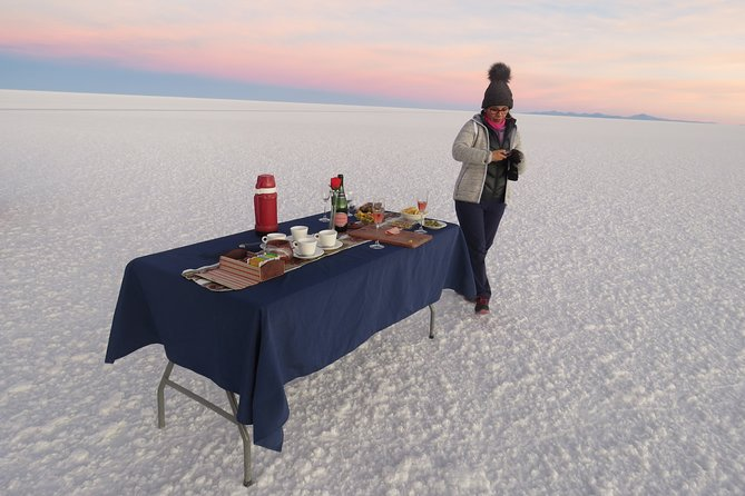 Visit to Uyuni Salt Flats from La Paz Bolivia by Bus photo 10