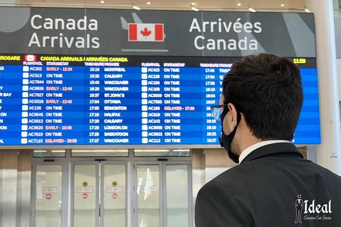 Toronto Private Airport Transfer - To/From Pearson International Airport (YYZ)