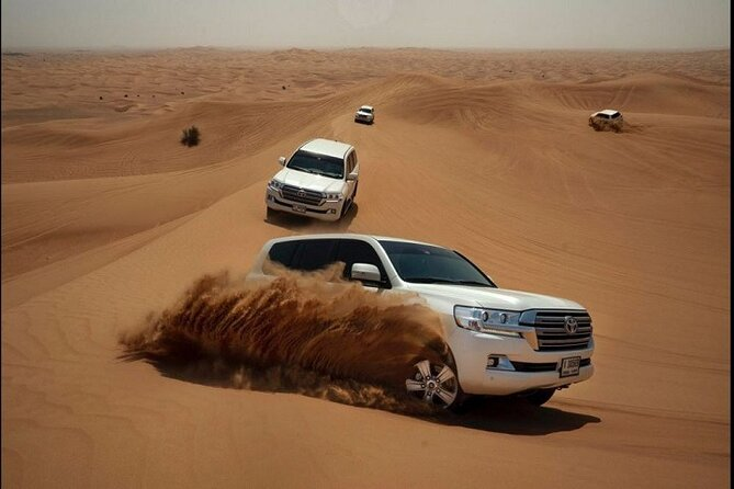 Full-Day Tour in Bedouin Desert with Dinner and Live Show