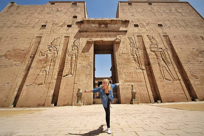 Edfu and Kom Ombo Temples Full-Day Private Tour from Luxor