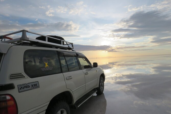 Visit to Uyuni Salt Flats from La Paz Bolivia by Bus photo 13