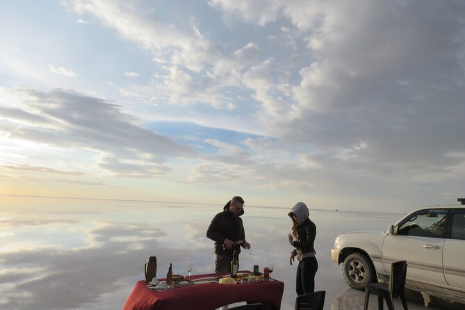 Visit to Uyuni Salt Flats from Sucre by Bus