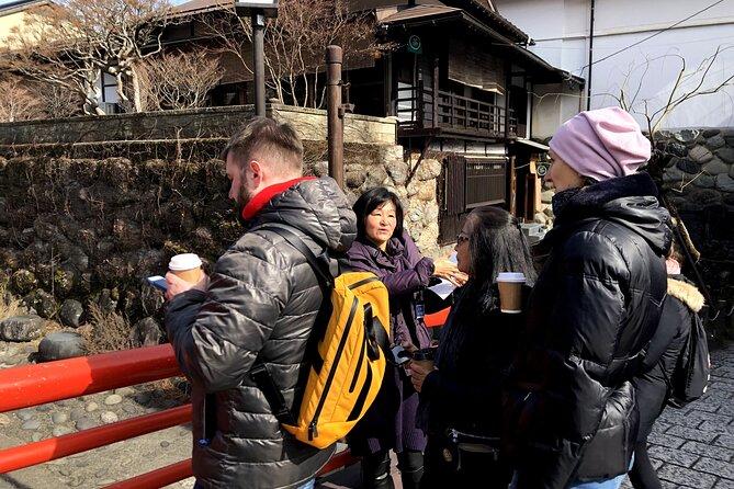 Gujo Odori town Walking Tour