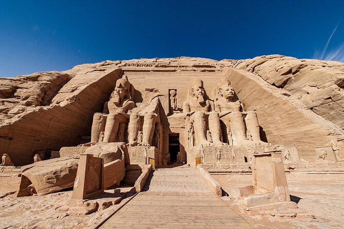 7-Day Nile Cruise, Aswan, Abu Simbel, Kom Ombo, Edfu, Luxor from Cairo by trains
