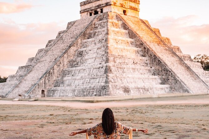 Chichen Itza full day tour with Cenote and Valladolid included!