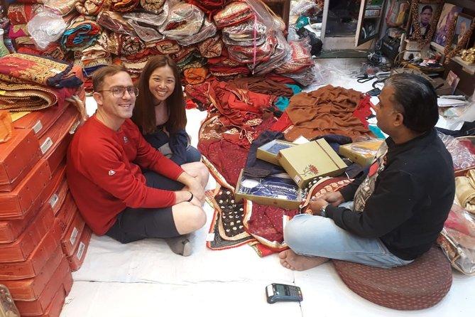 Fullday Shopping Tour of Delhi Local Markets